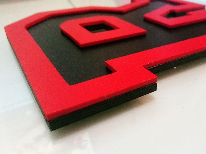 Térbeli betűk