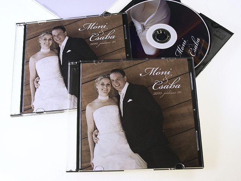 CD-DVD tokok és grafikák